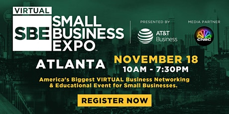 Atlanta Virtual Small Business Expo 2020 tickets
