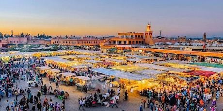 Webinaire – Faire affaire au Maghreb post-COVID-19 : la perspective d'une billets