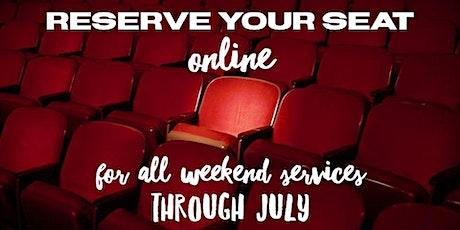 Sunday, July 26 tickets