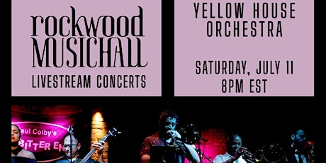 Yellow House Orchestra  - FACEBOOK and INSTAGRAM LIVE tickets
