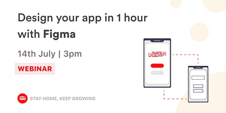 English Webinar - Prototype your app in 1 hour with Figma | Le Wagon BH bilhetes