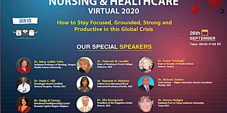 Nursing & Healthcare Virtual Conference 2020 tickets