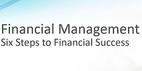 Financial Management Part 2 tickets