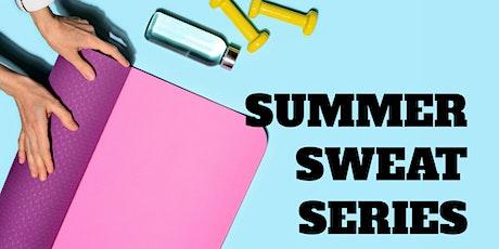 Summer Sweat Series- Free Boot Camp - Boynton Beach Mall tickets