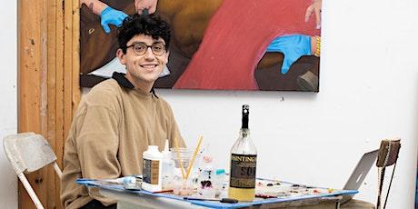 Featured Artist Talk with Luis Edgar Mejicanos tickets