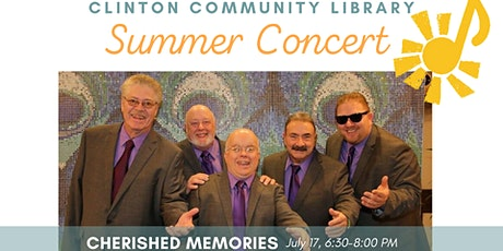 Summer Concert: Cherished Memories tickets