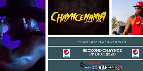 Seckond Chaynce Ft. DJ Strizzo tickets