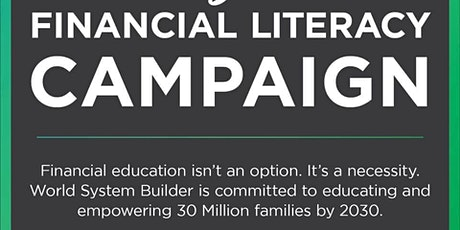 National  Campaign for Financial Literacy - Workshops tickets