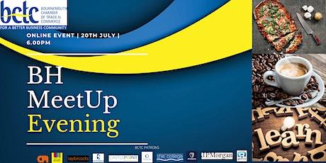 BH MeetUp Evening - Bournemouth University & Community Partnerships tickets