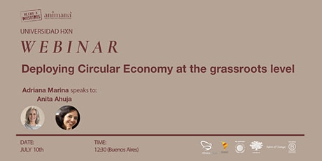 Deploying Circular Economy at the grassroot level tickets