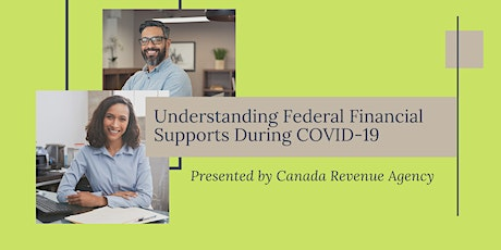 Understanding Federal Financial Supports during COVID-19 tickets