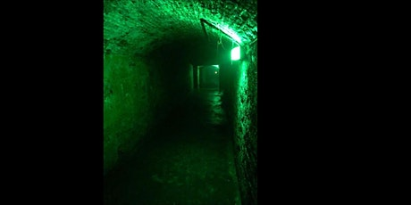 Niddry Street Vaults Ghost Hunt Edinburgh Scotland With Haunting Nights tickets