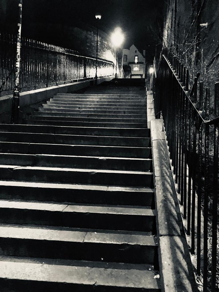 Niddry Street Vaults Ghost Hunt Edinburgh Scotland With Haunting Nights image