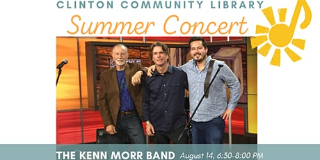 Summer Concert: The Kenn Morr Band tickets
