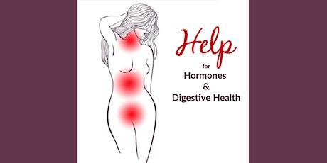 A Holistic Approach to Hormones & Digestive Health - Live Webinar tickets