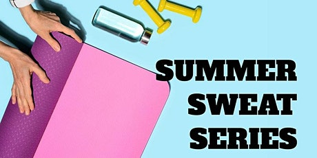 Grand Central Mall Summer Sweat Series - Monday Morning PIYO Class tickets