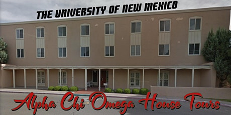 UNM Alpha Chi Omega House Tour tickets
