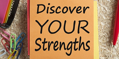 Discover Your Strengths: You at Your Best tickets