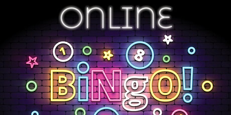 Virtual BINGO for Central Ohio Take Steps tickets