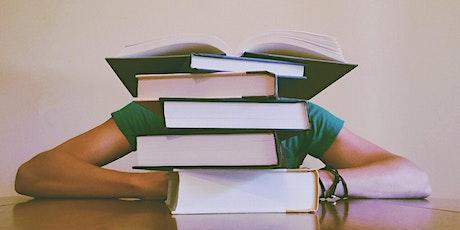 Exam Success (optimising your exam performance and managing exam stress) ingressos