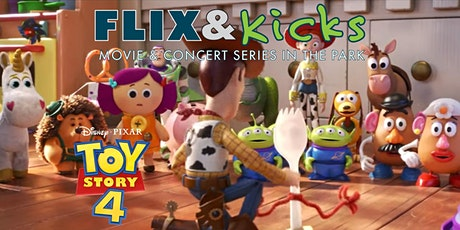 Flix & Kicks-Toy Story 4 tickets