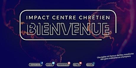 Culte ICC Strasbourg billets