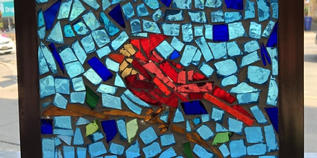 IDLE HANDS, YOUTH  WORKSHOP - GLASS MOSAIC tickets