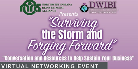 """""""Surviving the Storm and Forging Forward"""" tickets"""