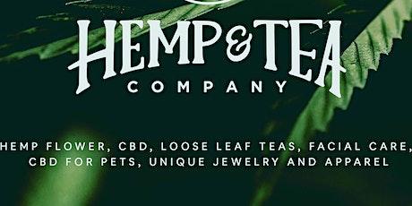 Party on 8/08- Hemp CBD & Tea Bar, Beer, Wine - Grand Opening! & Giveaways tickets