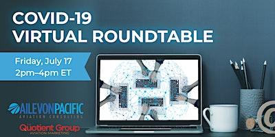 COVID-19 Virtual Roundtable