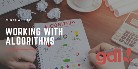 Virtual Lab: Working with Algorithms tickets