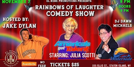 Rainbows Of Laughter Comedy  Show tickets