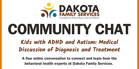 Community Chat: Kids with ADHD and Autism tickets