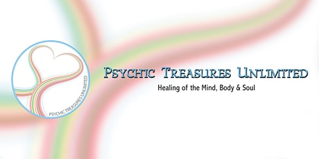 Catch up with Psychic Treasures Unlimited tickets