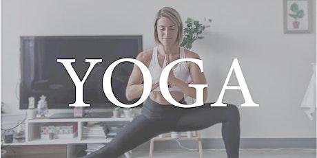 Yoga x Mathilde billets