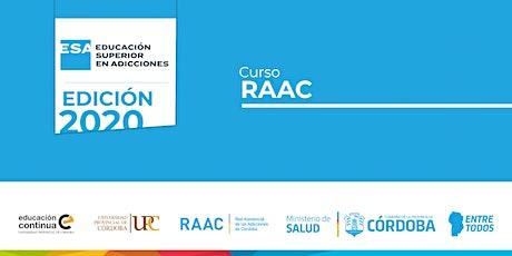 ESA 2020 - Curso RAAC - Módulo 4 entradas