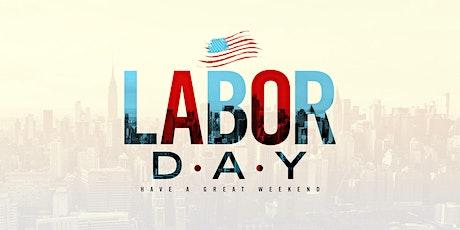 Labor Day Celebratory Dinner tickets