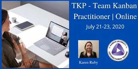 TKP - Team Kanban Practitioner | Online Tickets