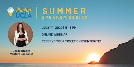 Summer Speaker Series: Jesse Draper tickets
