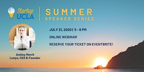 Summer Speaker Series: Ashley Merrill tickets