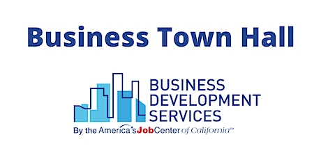 LA County's Business Town Hall tickets