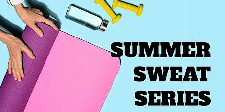 Grand Central Mall Summer Sweat Series - Wednesday Evening ZUMBA tickets