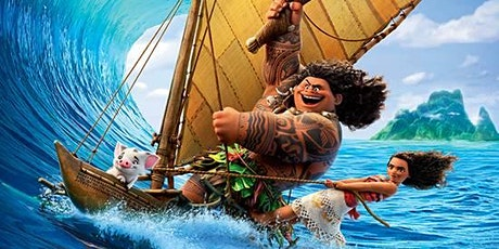 MOANA at Stowmarket Drive-In Experience tickets