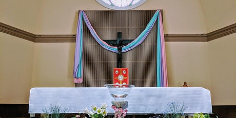 Sacred Heart Holy Mass tickets