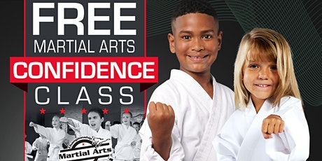 Free Self-Confidence Course for Kids! tickets