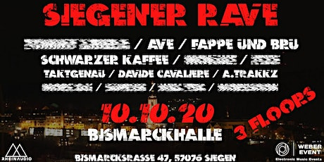 Siegener Rave Tickets