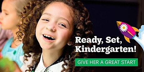 GSMISTS Make New Friends: Kindergarten Launch tickets