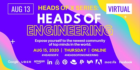 Heads Of X Series: Heads of Engineering Conference tickets