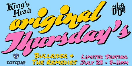 The Village Idiots present Original Thursday's at King's Head Pub tickets