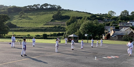 Carmarthenshire Karate Outdoor Training - Nantgaredig tickets